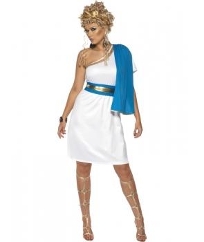 Costum carnaval femei romana