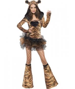 Costum carnaval femei tigresa
