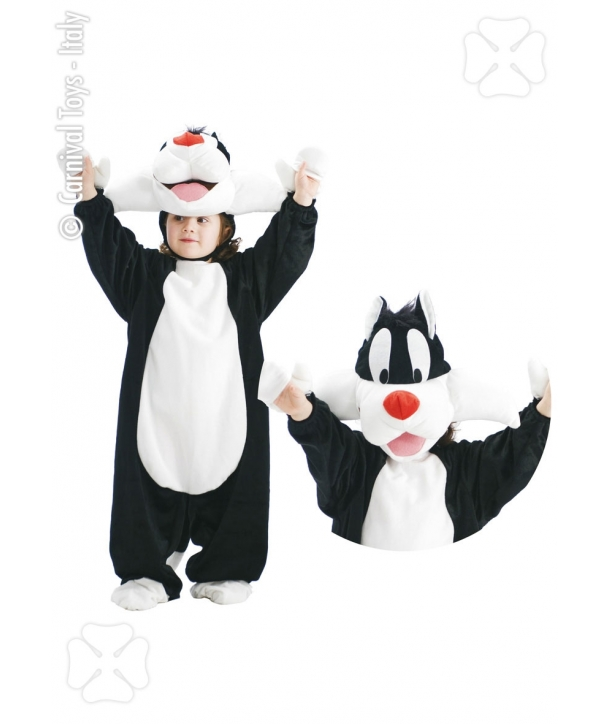 Costum carnaval motanul Silvester