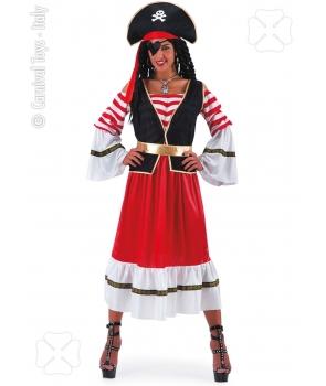 Costum carnaval femei Pirata Mary