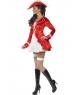Costum carnaval Pirata rosie