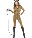 Costum carnaval femei Leopard