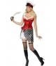 Costum carnaval Pirata cu fusta