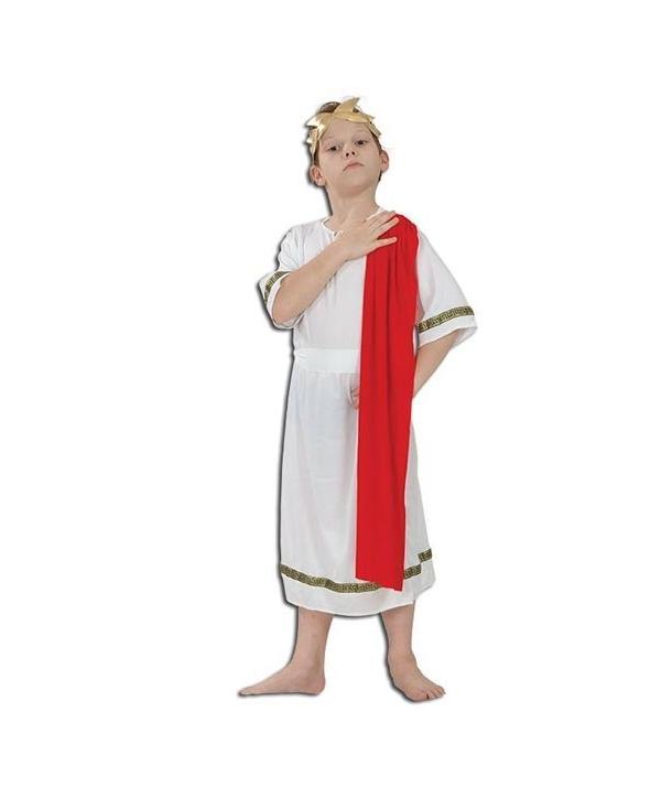 Costum carnaval copii Imparat roman