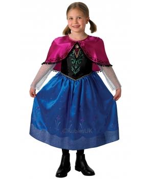 Costum carnaval fete Anna de lux Frozen