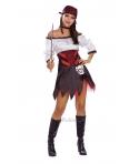 Costum carnaval femei pirata
