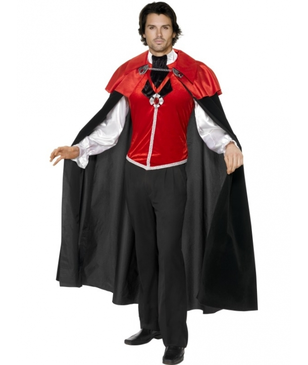 Costum Halloween adulti vampir