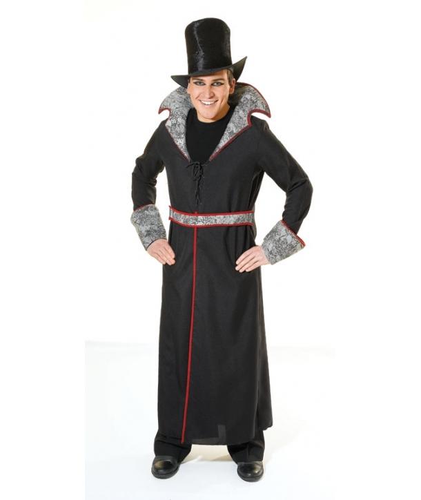 Costum Halloween barbati vampir roba