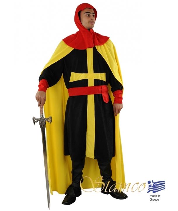 Costum carnaval barbati soldat cruciat