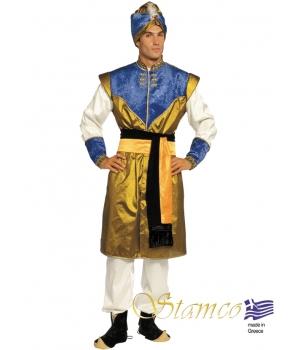 Costum carnaval barbati Maharajah