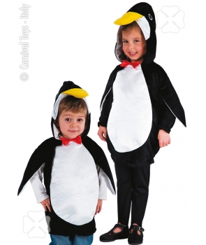 Costum carnaval copii pinguin model 1