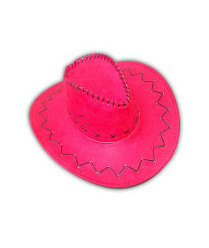 Palarie cowboy rosie