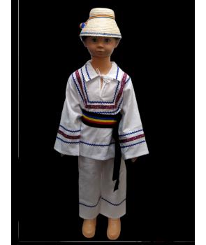Costum national baieti model 1