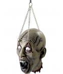 Decor Halloween Cap latex cu lant