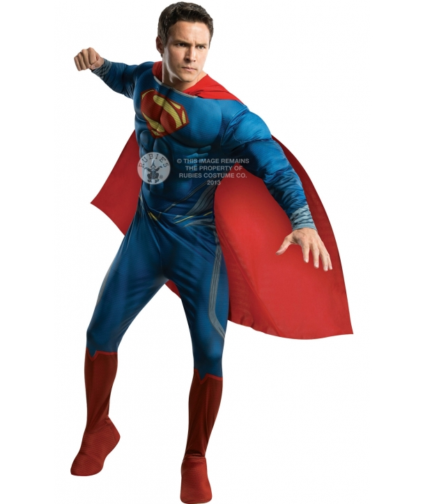 Costum carnaval barbati Superman