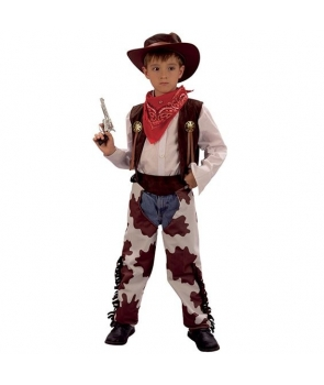 Costum carnaval baieti cowboy model 1