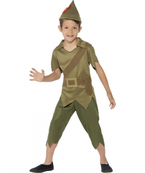 Costum carnaval copii Peter Pan