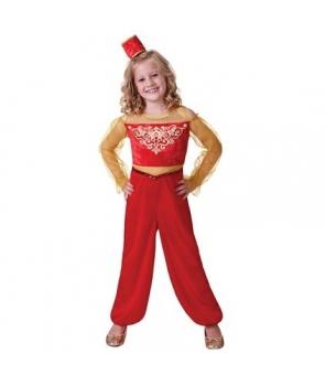 Costum carnaval fete printesa lui Alladin