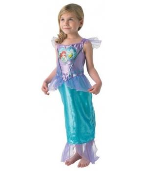 Costum carnaval fete Sirena Ariel 1