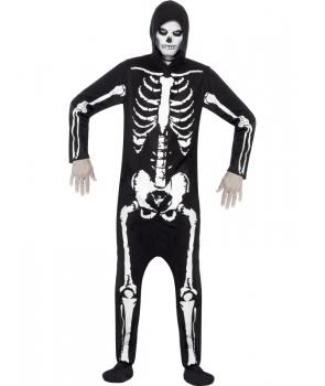 Costum Halloween adulti schelet