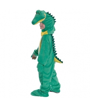 Costum carnaval copii crocodil
