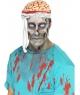 Palarie creier bandajat Halloween