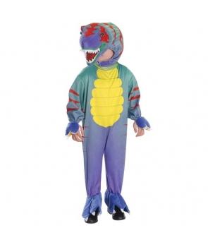 Costum dinozaur T-rex copii