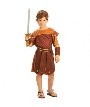 Costum carnaval copii soldat roman