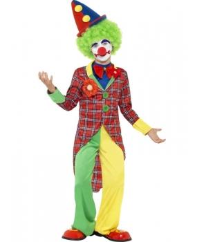 Costum carnaval copii clovn