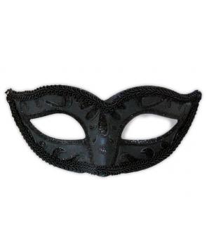 Masca de carnaval neagra