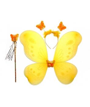 Set fluture galben