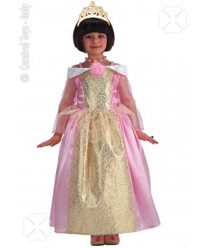 Costum carnaval fete Frumoasa Adormita model 1