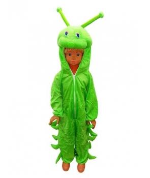 Costum carnaval copii insecta, omida