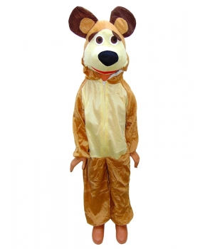 Costum carnaval copii urs model 3