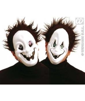 Masca de carnaval cu ochi holograma