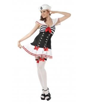 Costum carnaval femei marinarita