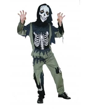 Costum Halloween baieti zombie