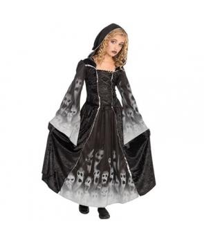 Costum halloween fete zombie
