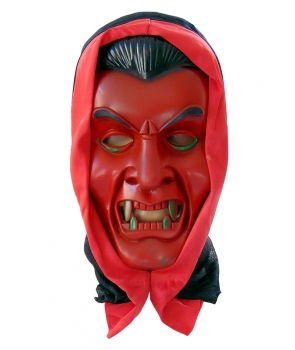 Masca Halloween vampir rosu