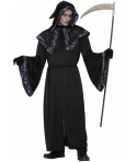 Costum Halloween barbati fantoma cu gluga