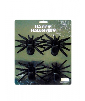 Decor Halloween 4 paianjeni