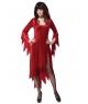 Costum femei diavolita rosu Halloween