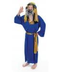 Costum Craciun baieti Mag albastru