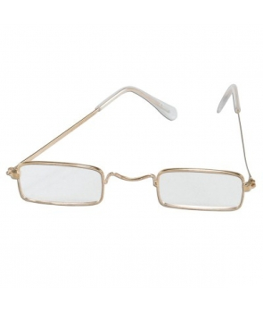 Ochelari Mos Craciun cu lentila