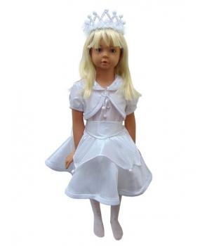 Costum Craciun fete Craiasa Zapezii model 1