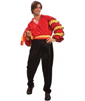 Costum carnaval barbati dansator rumba