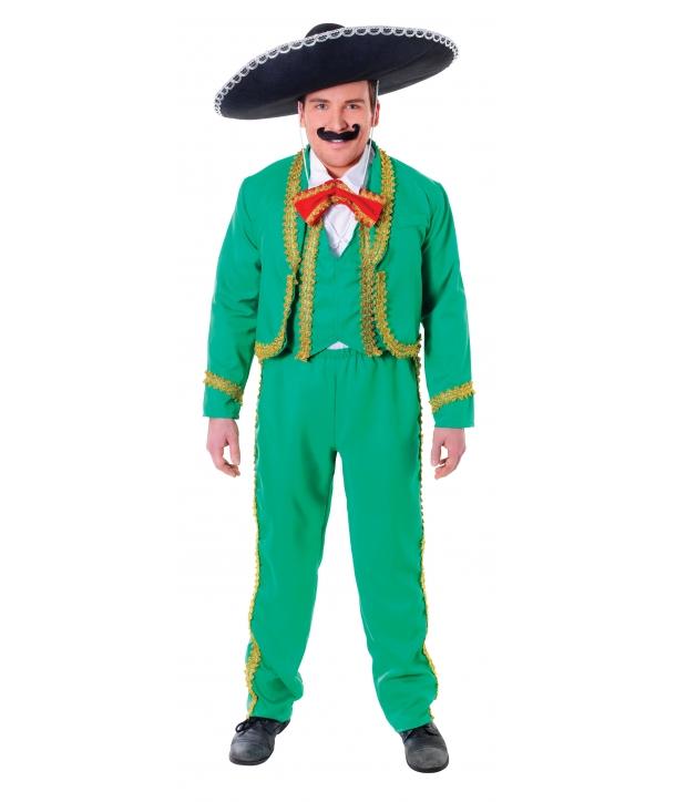 Costum carnaval barbati mexican