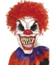 Masca horror clovn spuma Halloween
