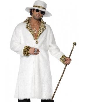 Costum carnaval barbati Pimp de lux