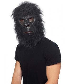 Masca gorila neagra din spuma